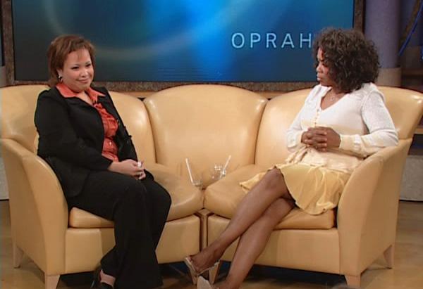 Santia and Oprah