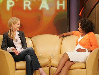 Nicole Kidman on love