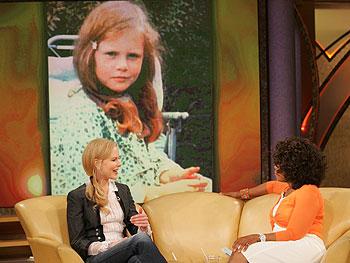 Nicole Kidman and Oprah