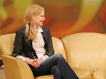 Nicole Kidman talks motherhood