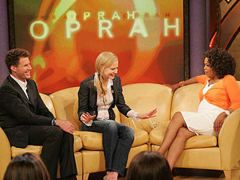 Will, Nicole and Oprah