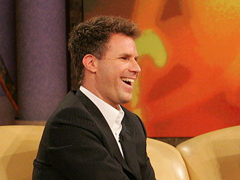 Will Ferrell, long-distance runner