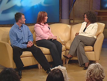 Trevor, Tina and Oprah