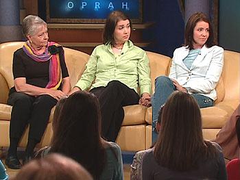 Ellen, Karen and Celesta