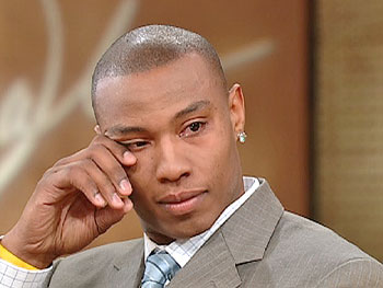 NBA star Caron Butler recalls his time in a detention center.