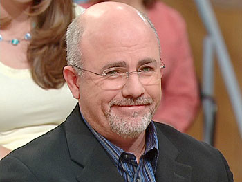 Dave Ramsey, author of 'The Total Money Makeover'