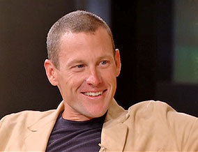 The great Lance Armstrong