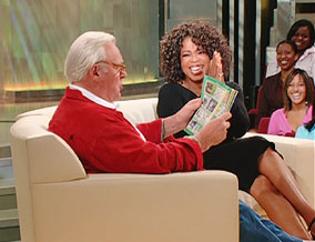 Anthony Hopkins and Oprah