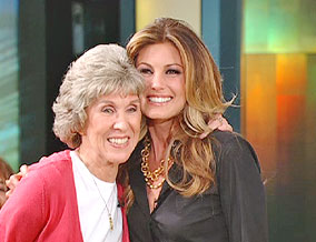Martha Sharp and Faith Hill