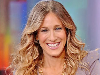 Sarah Jessica Parker on her happiness