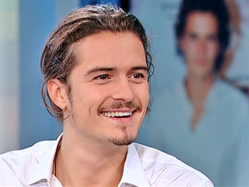 Orlando Bloom on his new movie 'Elizabethtown.'