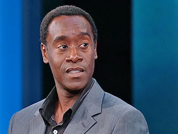 Don Cheadle, producer and star of 'Crash'