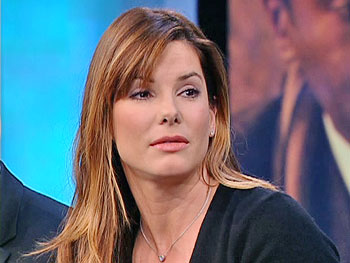 Sandra Bullock, star of 'Crash'