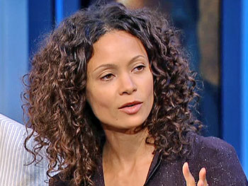 Thandie Newton's own ''Crash' moment'