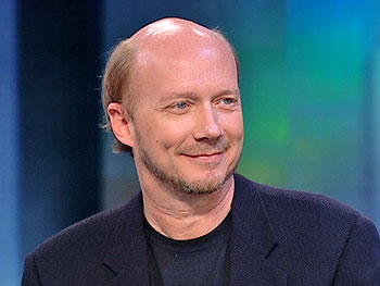 Paul Haggis, writer and director of 'Crash'
