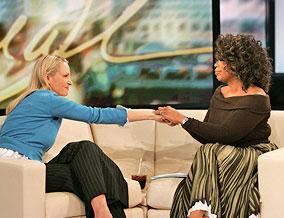 Uma and Oprah