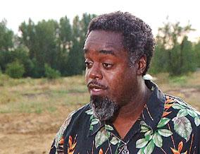 Larry Gibbs, township supervisor of Pembroke, Illinois