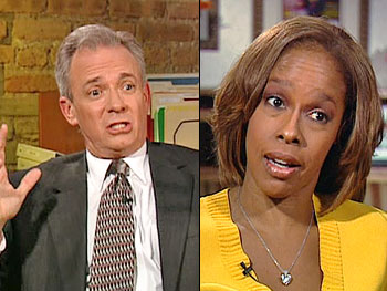 Tim and Gayle worried about Oprah