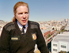 San Francisco Fire Chief Joanne Hayes-White