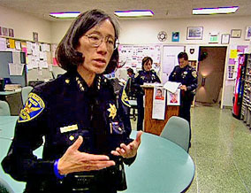 Chief of Police Heather Fong