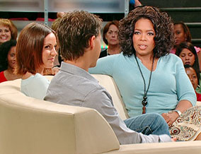 Sean, Amy and Oprah