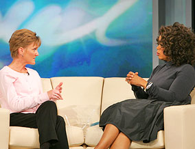 Amy and Oprah