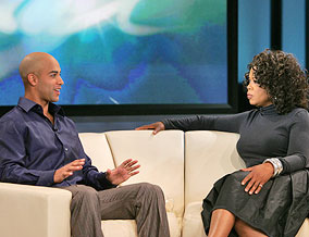 James Blake and Oprah