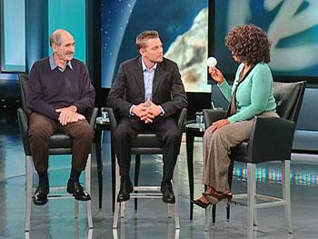 Dr. Oppenheimer, Leonardo and Oprah
