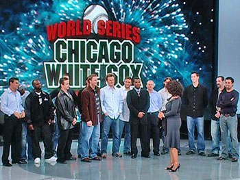 Chicago White Sox, 2005 World Series champs