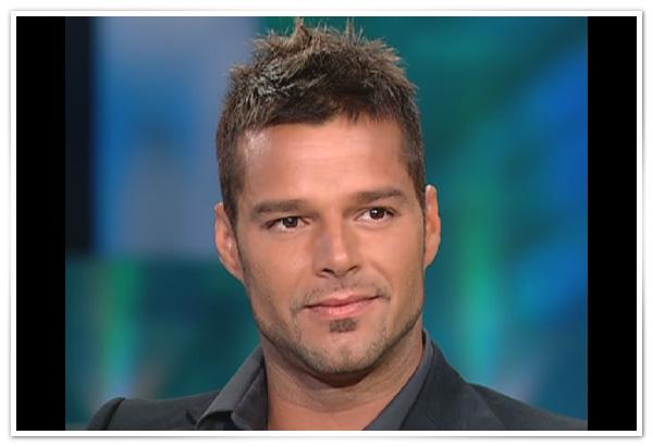 Ricky Martin on gratitude