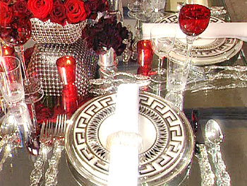 Creating a perfect place setting