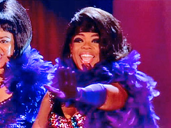 Oprah's supreme makeover
