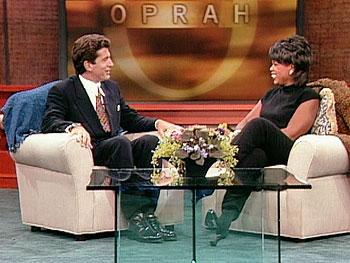 Oprah interviews John F. Kennedy Jr.