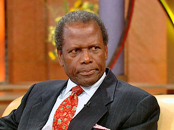 Oprah's interview with Sidney Poitier