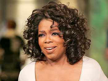'Top secret' video messages for Oprah