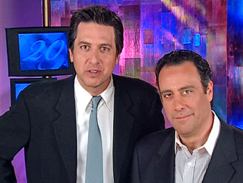 Ray Romano and Brad Garrett