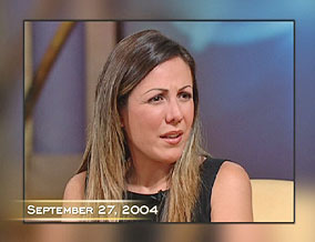 Amy appeared on Oprah in September 2004