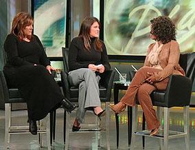 Amanda, Kim and Oprah