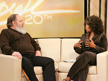 Dennis and Oprah today