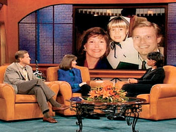 Doug and Erin Kramp on 'The Oprah Show'