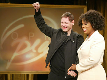 David and Oprah in 2003