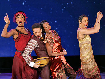 Cast of Broadway's 'The Color Purple'