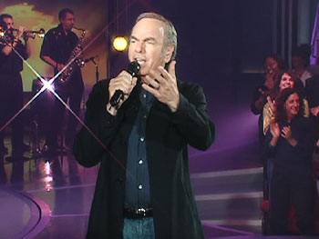 Neil Diamond performs a medley of his hits.