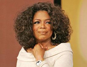 Our resident expert, Oprah herself!