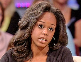 Jaimee Foxworth discusses her fall from grace.