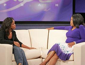 Jaimee Foxworth and Oprah talk about regrets.