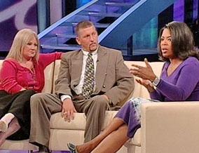 Anette, Landon and Oprah