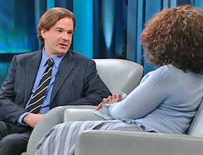Peter and Oprah