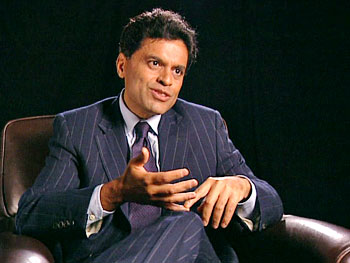 Newsweek's International Editor Fareed Zakaria