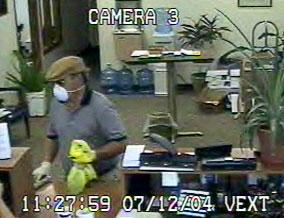 Surveillance photo of Bill Ginglen